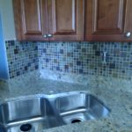 granite tile kitchen installation in virginia beach