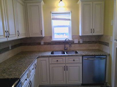 granite kitchen installation in virginia beach
