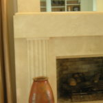 Marble fireplace Virginia beach