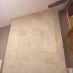 Slab fireplace installation va beach